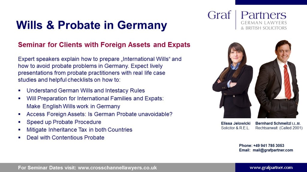 WILLS & PROBATE GERMANY_AD_Seminar_for_Clients